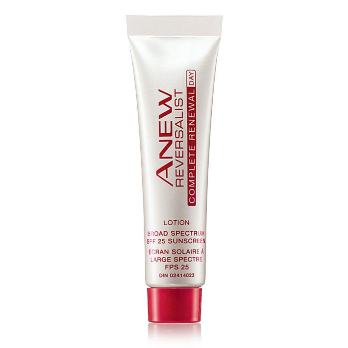 Anew Reversalist Complete Renewal Day Lotion Broad Spectrum SPF 25 Travel Size